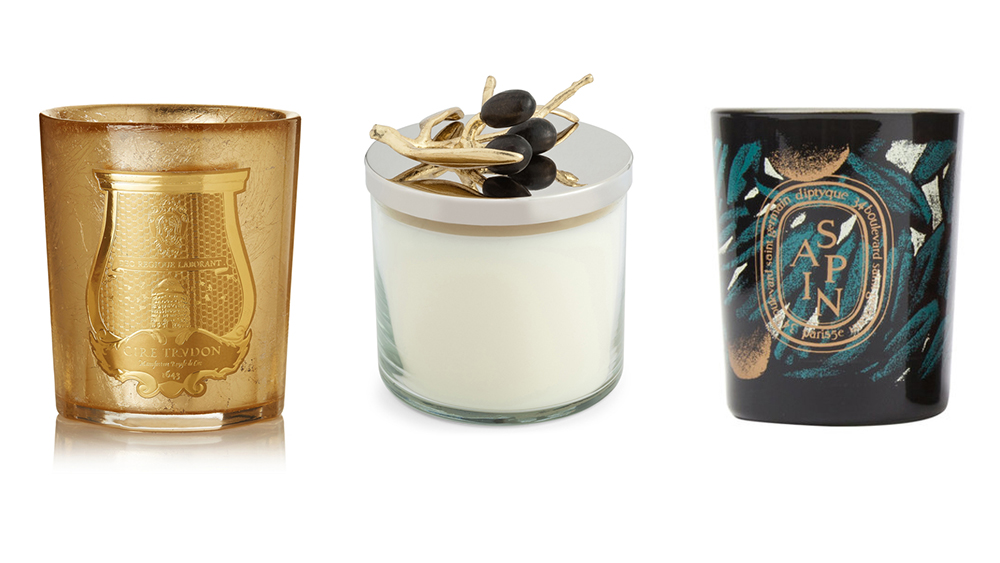 Often a token gift assigned at the last minute to that family member you forgot to buy for, a candle is actually the unsung hero of Christmas shopping. This season, put one of these luxe scented candles at the top of your shopping list, and listen as coos of admiration and thanks roll in from your beloved. (Plus, they're already beautifully packaged, which means less time spent wrapping, and more spent drinking eggnog...)