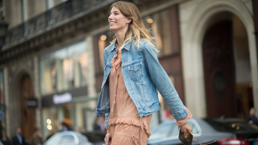 A longtime weekend staple, denim jackets were whipped out with newfound panache  at the SS16 shows. Click through for 15 updates on the eternal favourite, and be inspired by new ways to wear them, care of the street style set.
