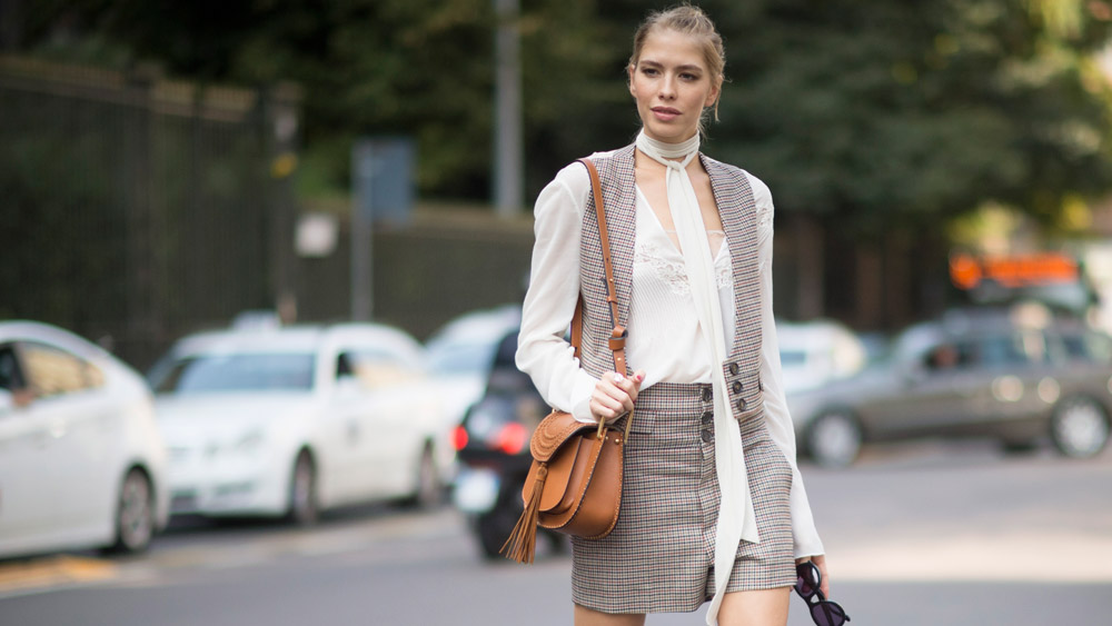 How to: wear shorts to the office
