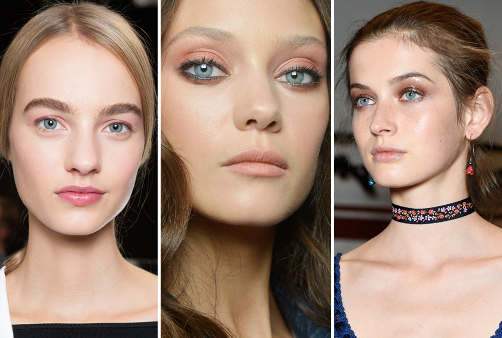 On the spring/summer '16 runways we noticed one pretty eye shadow shade kept popping: pink. From Peter Philips' peony eyes at Dior  to the pink-flecked look at Roberto Cavalli – shades of rose ruled again and again. Philips said he picked pink because it's the shade that looked best on all the girls, but you don't need model looks to love this unexpectedly versatile hue.<br /><br />Cream shadows are practically fool proof when applying pink – they smooth on seamlessly with fingers – while slightly shimmery formulas are easier to pull off than mattes, which are often trickier to blend. Using an eye shadow primer will keep colour punchy and put. To finish, steal Philips' trick of pairing pinks with brown or burgundy mascara, which aren't as harsh as classic black.