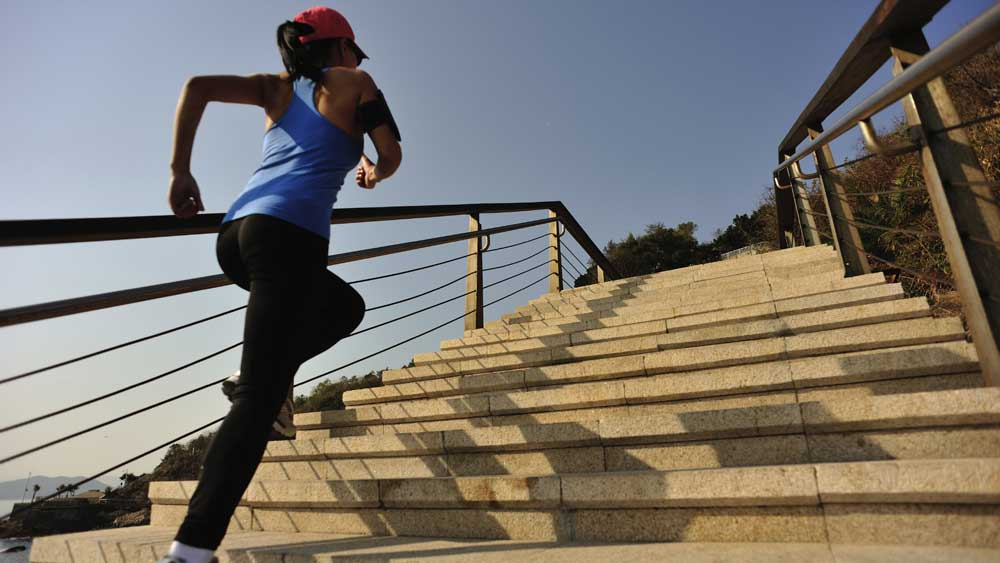 Why Stair Climbing Should Be Part Of Your Gym Routine