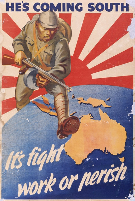 australian home front wwii