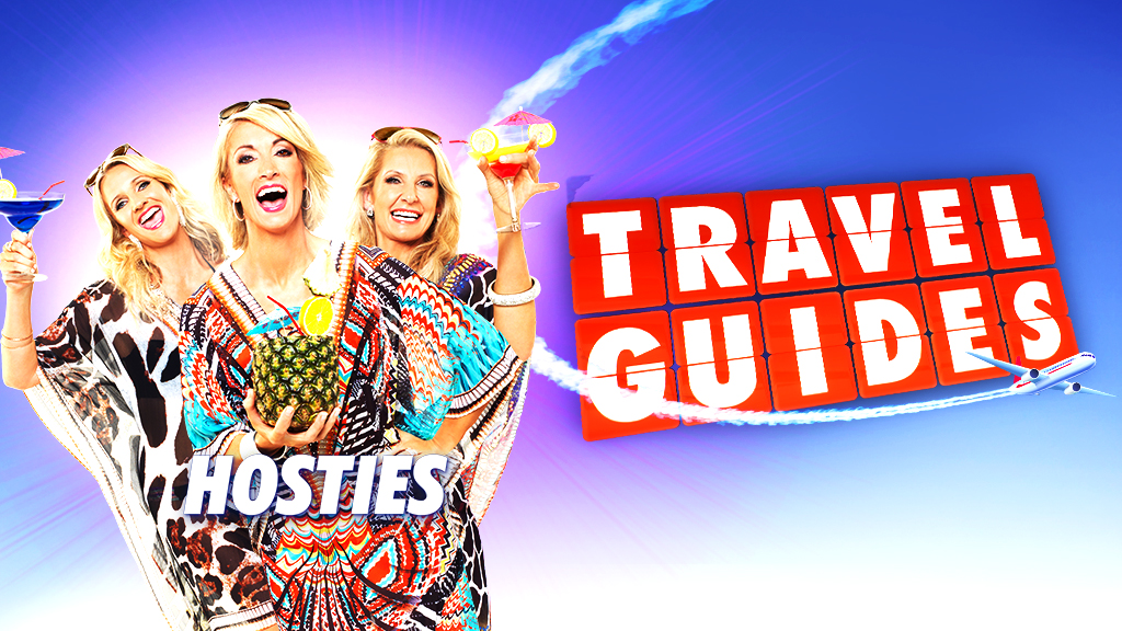 Travel Guides Channel  Casting