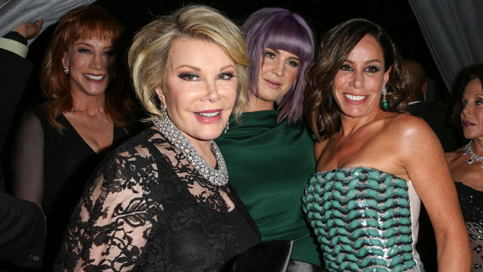 Joan Rivers Daughter Melissa Planning To Save Fashion Police By Taking Over As New Host