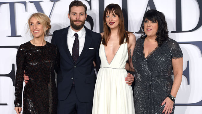 Jaime Dornan, Dakota Johnson