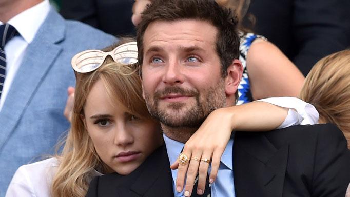 Bradley Cooper and Suk... Bradley Cooper Date