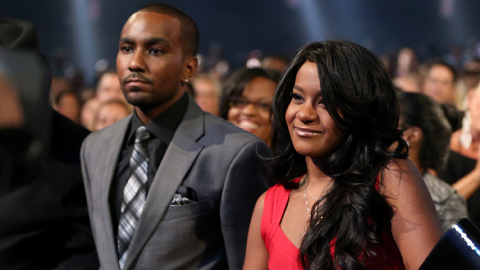 Nick Gordon and Bobbi Kristina Brown.