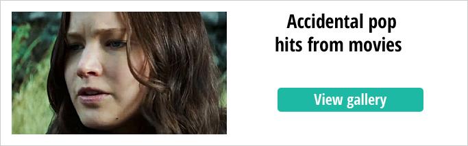 Accidental pop hits
