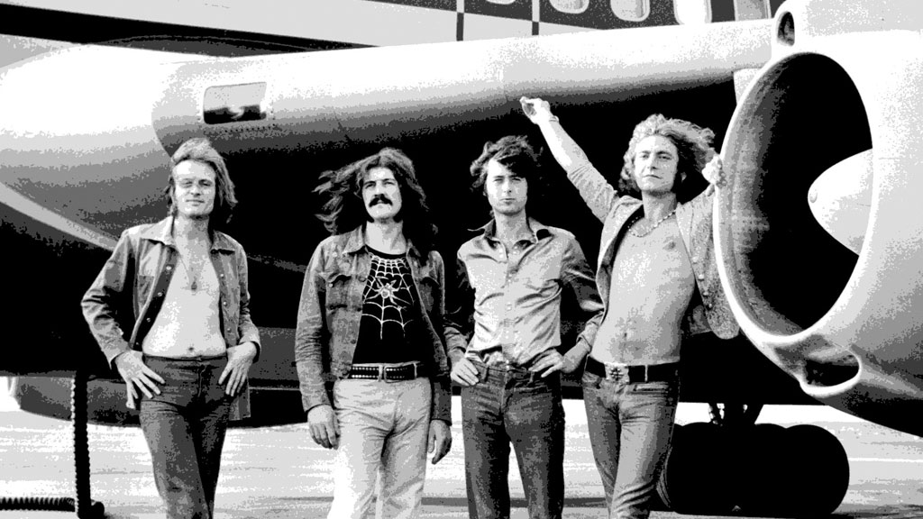 Led Zeppelin cleared by US jury (File)