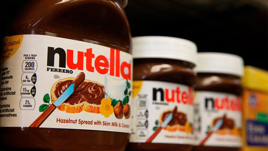 Australian Nutella fans in for a treat