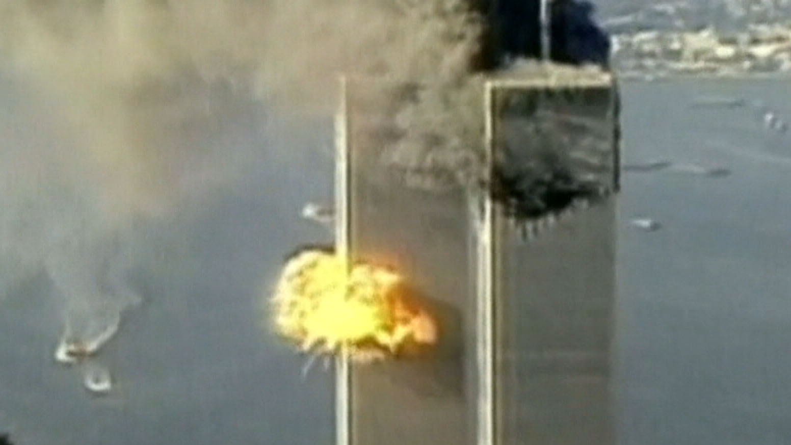 2,753 people were killed when two planes flew into the World Trade Centre. (AFP)