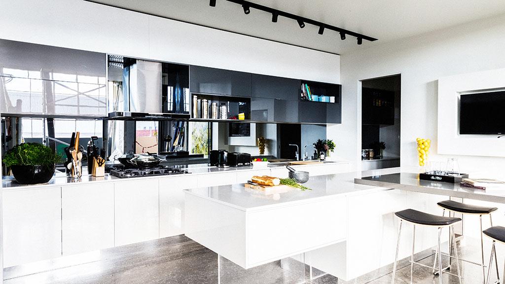 360 tour: Max and Karstans kitchen  The Block Glasshouse  9Jumpin