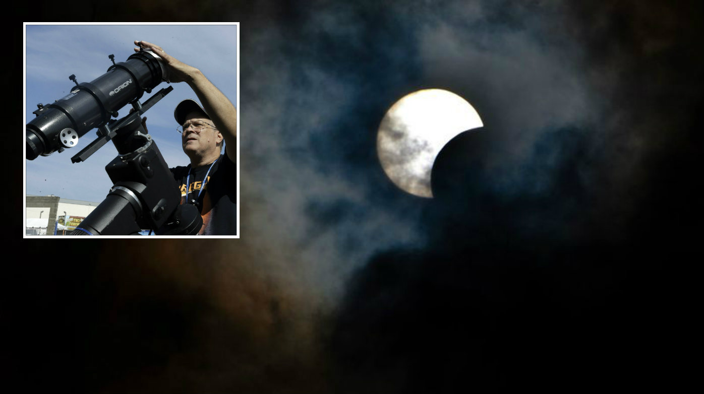 Total solar eclipse: What is it and how to watch it
