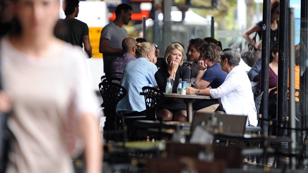 considering smoking ban in outdoor dining areas