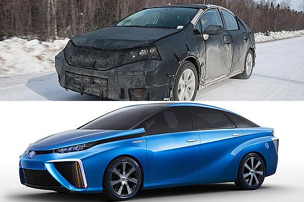 New Toyota concept car
