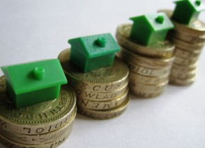 Rising house prices
