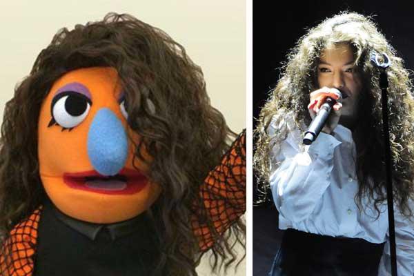 Lorde Muppet