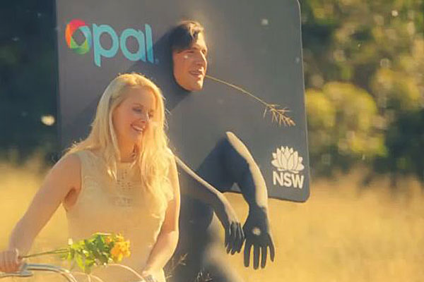 Opal Man screenshot from promotional video.