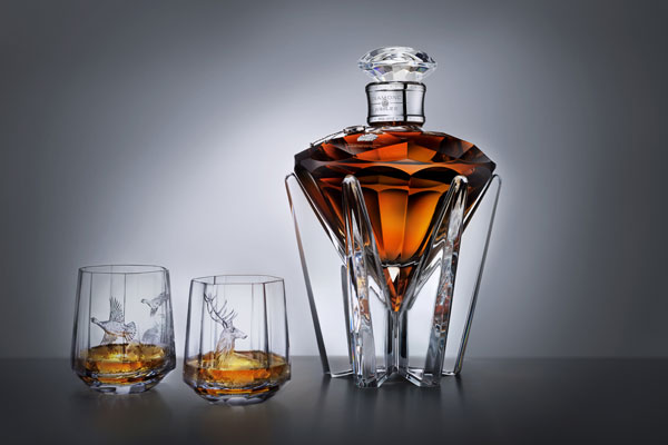 Diamond Jubilee Scotch Whisky.