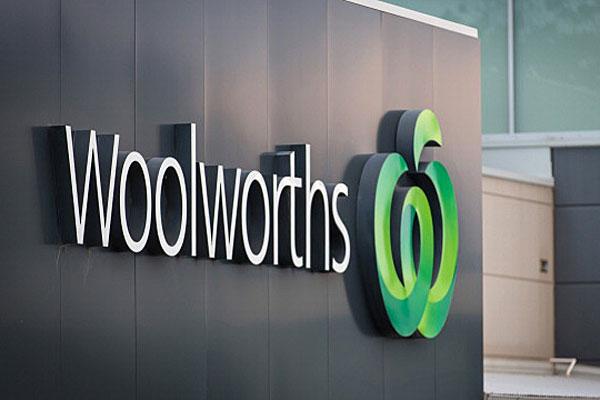 Woolies.