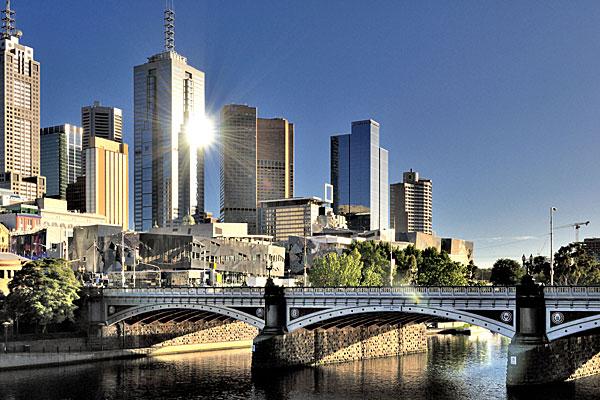 Inner Melbourne to get a facelift.