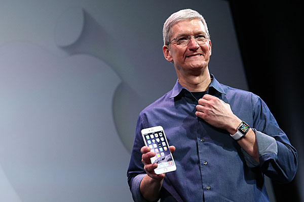 Apple CEO Tim Cook's work hours no just PR spin.
