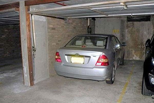 Sydney's $210,000 car space.