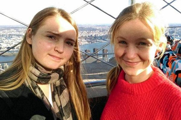 Esperance (left) and Alba (right) Stephen (Instagram)