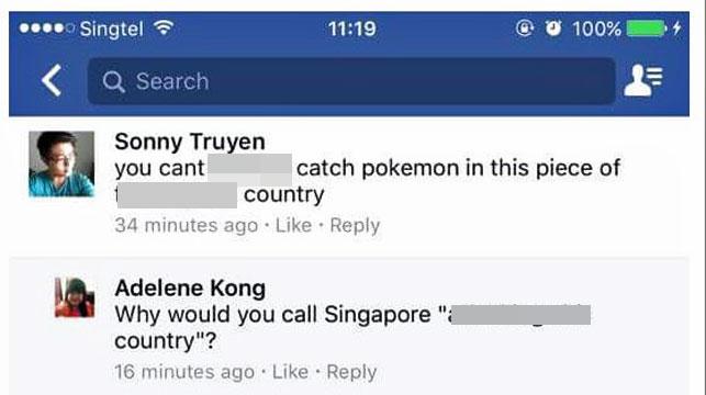 Sonny Truyen's rant on Facebook.