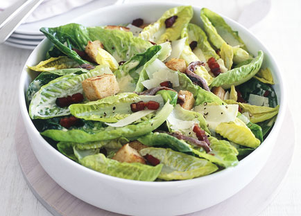 Caesar salad recipes