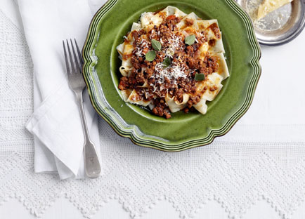 Emma Knowles' Bolognese sauce