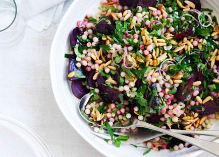 recipe: ottolenghi beetroot salad [15]