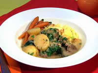 Irish Stew With Colcannon