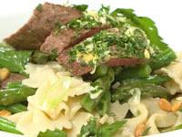 Gremolata lamb salad