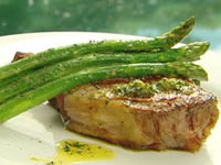 Milk-fed veal T-bone