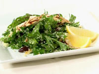 Grilled chicken with preserved lemon dressing