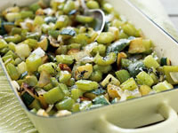 Green ratatouille