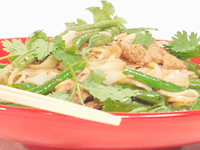 Lemongrass and peppercorn pork stir-fry