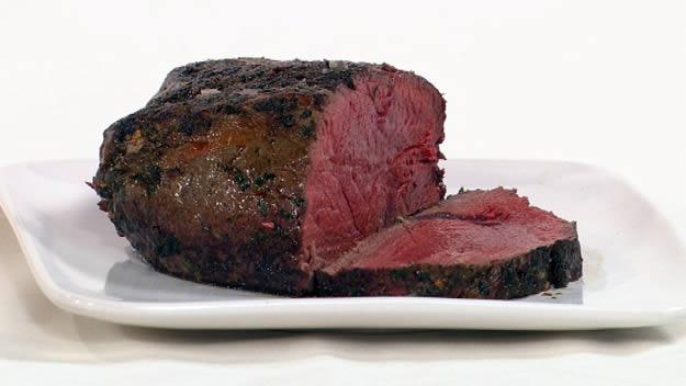 Churrasco wagyu beef with chimichurri sauce