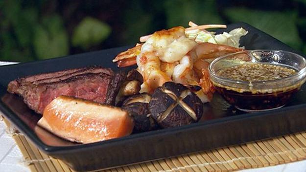 Japanese teppanyaki