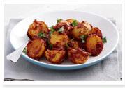 Tammy's spicy potatoes