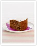 Austrian walnut cake