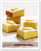 Citrus, semolina and olive oil cake