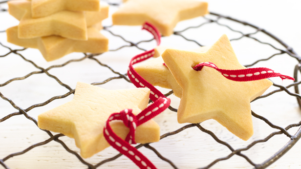 Best Christmas shortbread