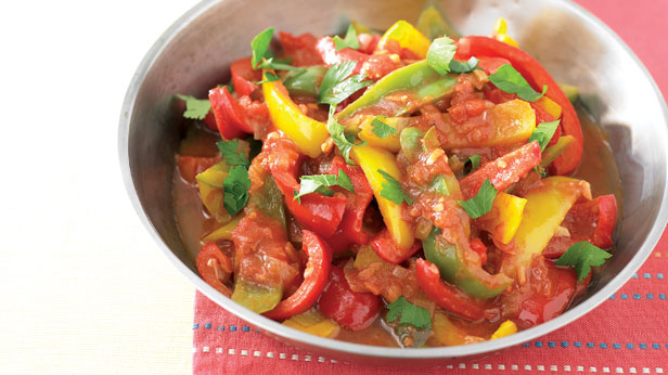 All-purpose Peperonata