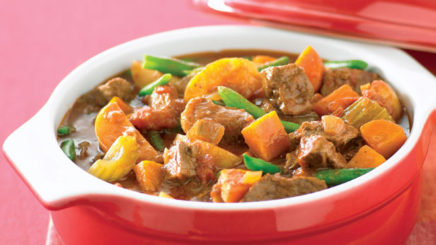 Sweet beef curry