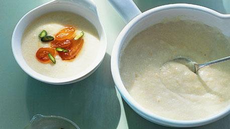 Apple porridge