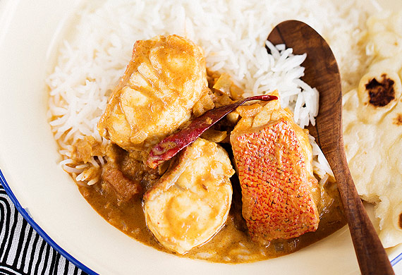 Marion Grasby's Sri Lankan fish curry