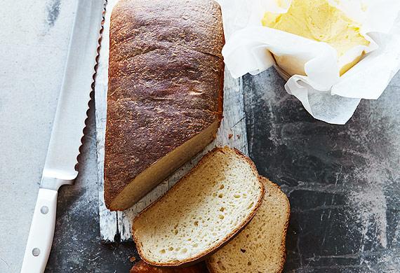Mark Best's buttermilk hi-top loaf