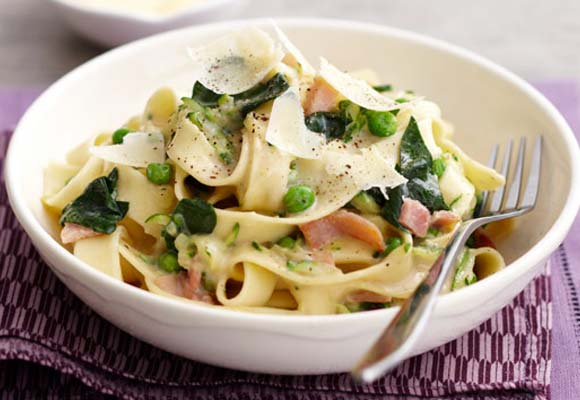 Fettuccine pasta recipes